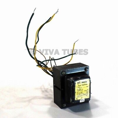 PT190.2i POWER TRANSFORMER TUBE 240Vac:190-0-190Vac 120mA 380Vac