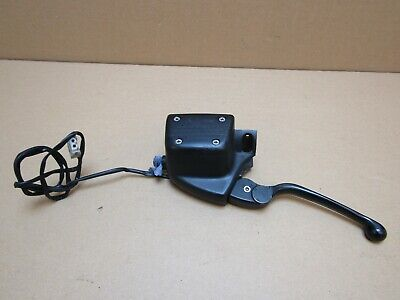 BMW R1150RT 2002 53,322 miles clutch master cylinder with lever (2776)
