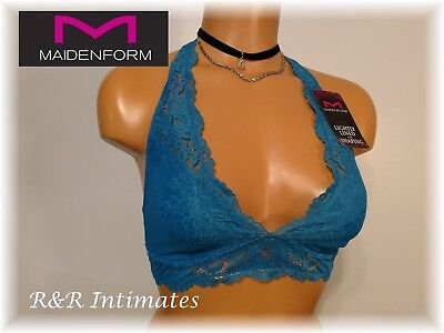 76f78311ed4 MAIDENFORM LIGHTLY LINED T-Back Lace Bralette
