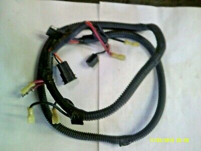 used snapper mower electric start wiring harness 7104395yp / 7103932 (no  fuse)