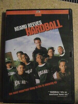 Hardball (DVD 2002, Widescreen) Keanu Reeves, Diane Lane. 33079