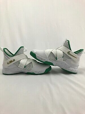 793c86a4248 NIKE LEBRON SOLDIER 8 SVSM High School Home PE Player Exclusive ...