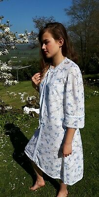 1960s Negligee by Hanro of Switzerland 10-12 UK
