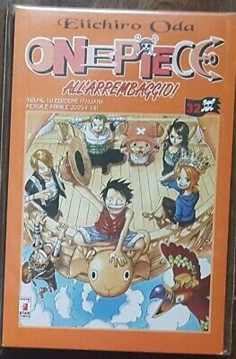 One Piece Volume 32 - 1 Edizione
