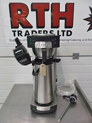 Burco ~ Coffee Filter Brewer ~ Pour Over Drip Coffee Maker & Flask ~ £150+vat