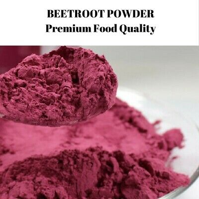 Beetroot Powder  Beta vulgaris Premium Quality - Vacuum Packed Free Post
