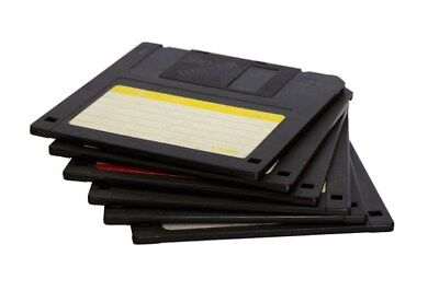 Lote 90 Diskettes 3 1/2