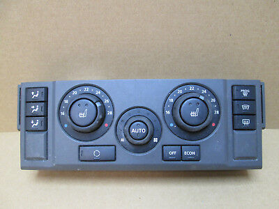 Land Rover Discovery 3 93,142 miles air conditioning controls