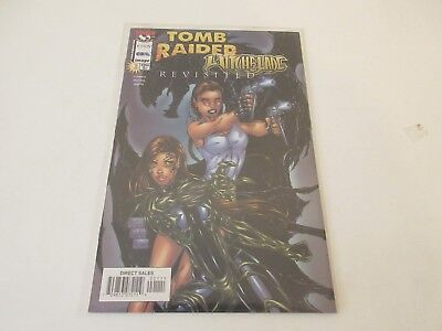 TOMB RAIDER - Witchblade Revisited  No 1 - 1998 - Top Cow/Image Comics - VF