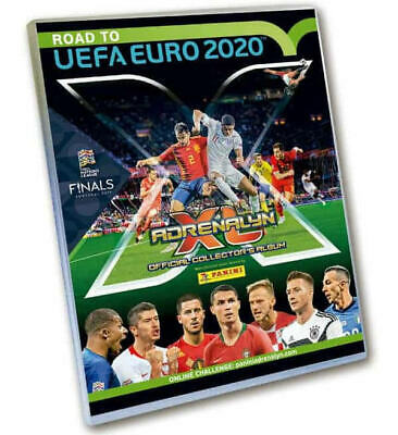 Panini Road to Euro 2020 Adrenalyn XL Team Mate Basis Cards aussuchen Choose