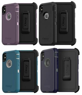 OtterBox DEFENDER [Screenless] SERIES Case for iPhone X/XS - With Belt Clip