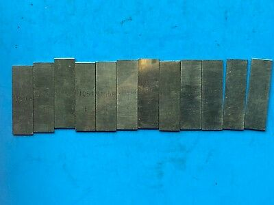GAGE GAUGE BLOCK Rectangle  USA