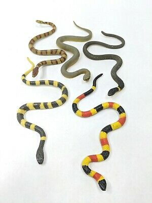 Toys & Hobbies Simulation Wild 1.45m Rock Python Plastic Snake Toy Replica Cat Scarer Deterrent