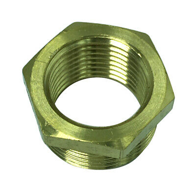 1PCS Hose Tube Male Thread Adapter Male Adapter Brass Thread Connector