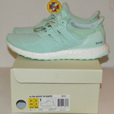 f860971bf2aab Adidas x Naked ultra boost BB1141 size 9.5 preowned PADS 100% authentic 1.0