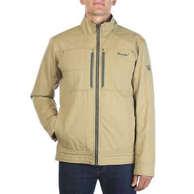 Moosejaw Men's Cadieux Insulated Canvas Jacket