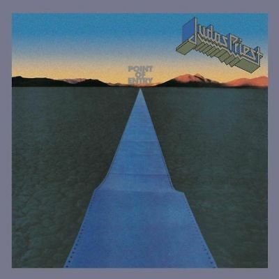 Judas Priest - Point of Entry, CD Sealed Free Shipping