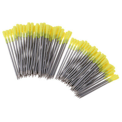 Pack of 100 Wholesale Gel Pen Refills for Office Replacement Parts