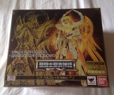 Caballeros Del Zodiaco  Saint Seiya Myth Cloth Soul of Gold Virgo shaka
