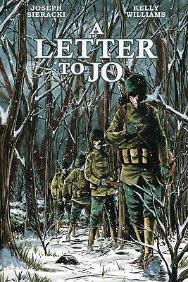 A Letter To Jo Tp Pre-Order Pre-Order 07/08/19 Vf/Nm Idw/19 Vf/Nm Idw