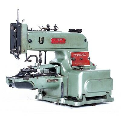 Union Special LEWIS 200-2 sew-on button machine
