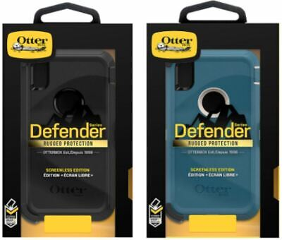 OtterBox DEFENDER SERIES [SCREENLESS] Case for iPhone Xs Max - With Belt Clip
