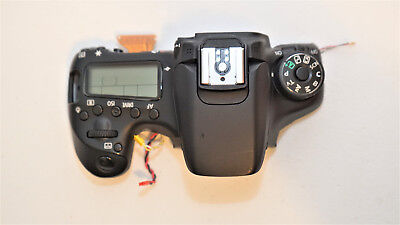 Canon EOS 70D Top Cover Popup Flash Replacement Part