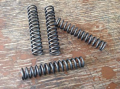 Compression spring 50mm long x 24.60mm diameter sold as a pair.