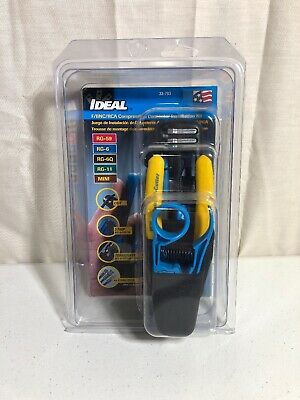 Ideal Communications Tool Kit, 33-793 Brand New