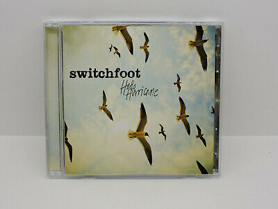 Hello Hurricane by Switchfoot (CD, 2009, Credential Recordings)