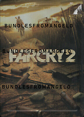 PC CD ROM Far Cry 2 Steel Book Cheapest on eBay PC