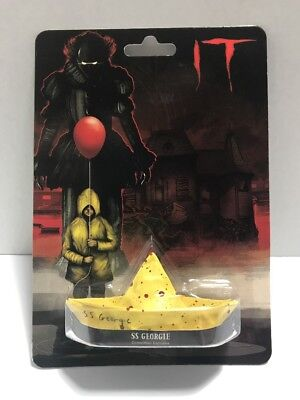 Stephen King IT SS Georgie Diecast Factory Entertainment 2018 Con Exclusive