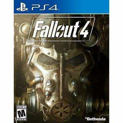 Fallout 4 For PlayStation 4 PS4 Game Only 2E