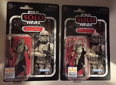 """Star Wars Vintage Collection 3.75"""" Figure Lot (x2): VC123 Mimban Stormtrooper"""