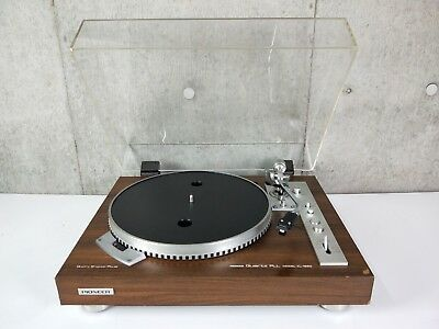 Pioneer XL-1550 Direct Drive Turntable in Very Good Condition