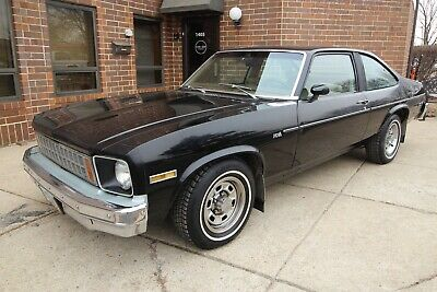 1977 Chevrolet Nova Hatchback - V8 - A/C 1977 Chevrolet Nova Hatchback 1974 1975 1976 arizona car Air Conditioning V8