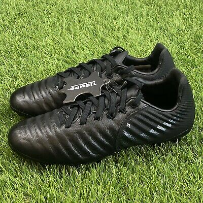 cheap for discount 0aabb cea3a Nike Jr Tiempo Legend VII 7 Elite FG Size 4.5 Soccer Cleat Black AH7258-001