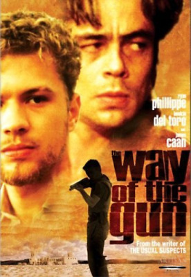 The Way of the Gun (DVD, 2001) Brand New/SEALED*  FAST FREE SHIPPING!