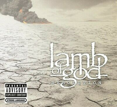 Lamb Of God - Resolution (CD Used Very Good) Explicit Version