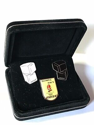 Rare Pins Bose Albertville 1992 Jo Olympic Game Ecrin Edition Collector Limitee