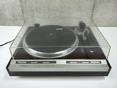 Pioneer PL-505 Direct Drive Full Automatic Turntable In VG Condition