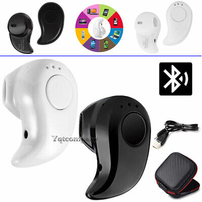 Mini Wireless Earphone Bluetooth Headset Sports Earbud For Various Mobile Phones