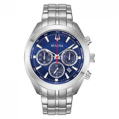 Bulova High Frequency Sport Stainless Steel Men s Watch