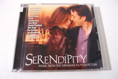 SERENDIPITY MUSIC FROM The Motion Picture Movie Soundtrack CD - Like