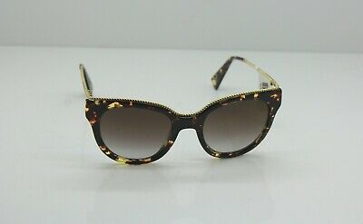 8ad65b4c47010 Marc Jacobs MARC 165 S 086 JL Dark Havana Plastic Cat-Eye Sunglasses 51