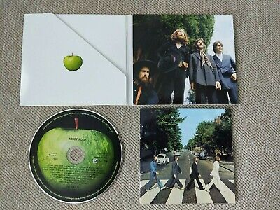 Abbey Road The Beatles CD, 1969, Limited Edition 2009 Remaster