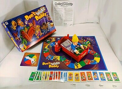 2001 Don't Wake Daddy Board Game Complete in Good Condition FREE SHIPPING