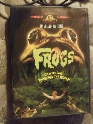 Frogs. In color 1972