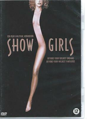 Dvd - Show Girls - Gina Gershon Elisabeth Berkley - English/Nl