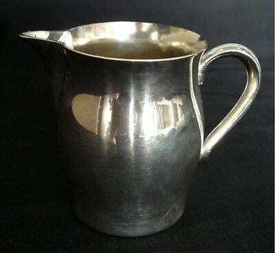 Vintage Wm Rogers Silverplate Water / Milk Pitcher